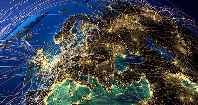 Slut med dyr roaming i Europa