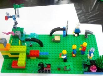 LEGO Serious Play #4founders er hands on udvikling for dit startup og dit team