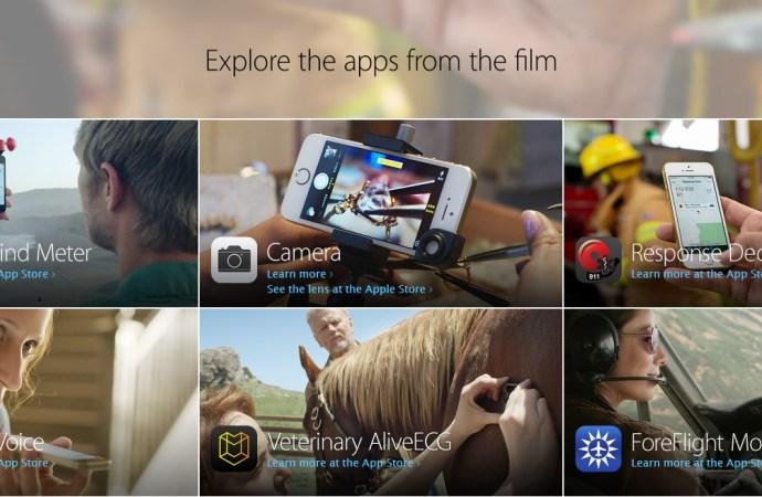 Danske Vaavud featured i ny Apple iPhone 5s video