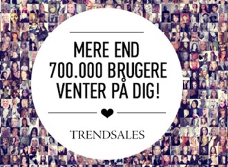 Trendsales solgt for trecifret million beløb