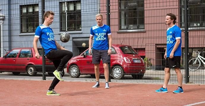 6000 danskere elsker fodbold – og Tonsser