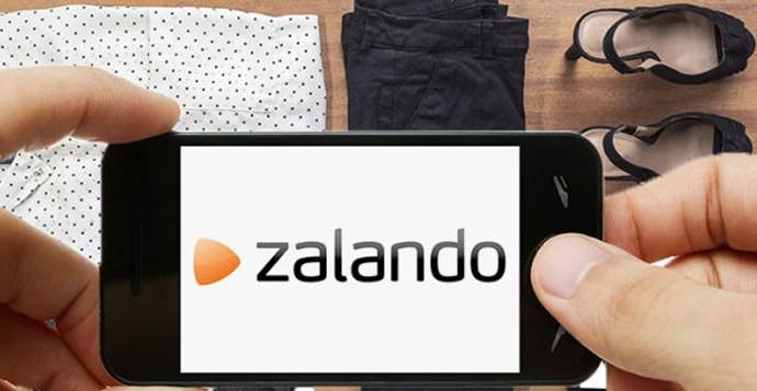 Zalando er klar med billedsøgnings app i Danmark