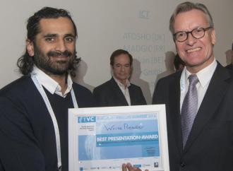 WriteReader vinder European Venture Contest Award