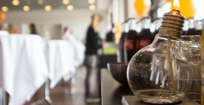 Investor-pitches på scenen skal inspirere startups