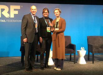 Danske Vigga vinder international detailpris