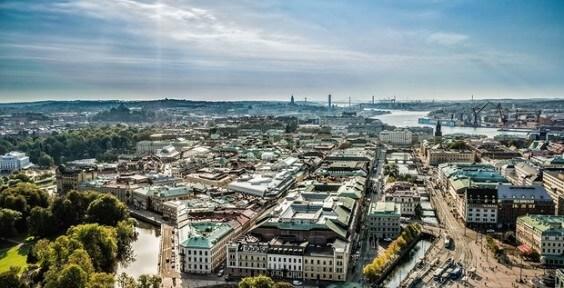 Open Innovation Gothenburg: Klimaforandringer starter hos dig og mig