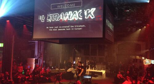 Deltag i Ultrahack 2016 og få chancen for at vinde én million euro