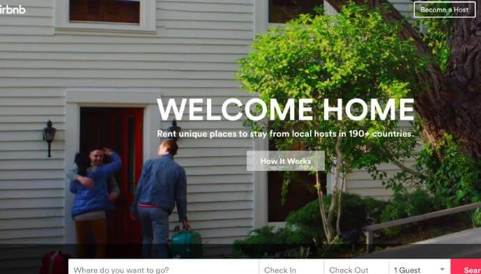 I strid med loven: Lejere misbruger Airbnb