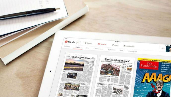 Digital aviskiosk når én million signups til nyhedernes iTunes