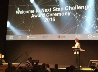 Reportage: Next Step Challenge Award 2016