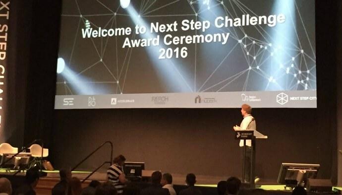 Reportage: Next Step Challenge Award 2016
