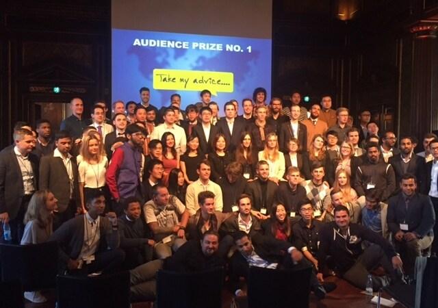 Se vinderne af University Startup World Cup