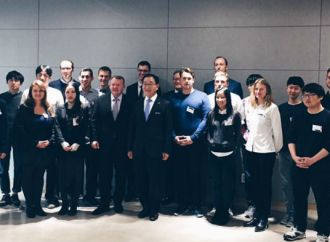 Statsministeren gæster danske startups i Sydkorea