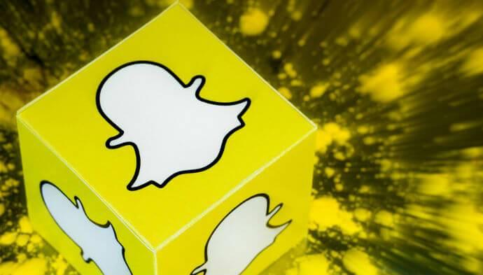 Snapchat rygtes på børsen i foråret