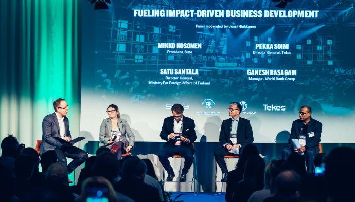 Startups er klar til Slush: Samles fra hele verden om samme sag