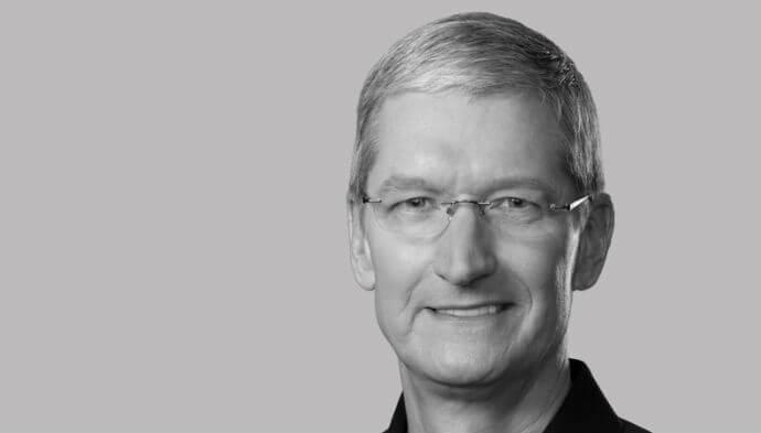 Apple topchef vil bekæmpe fake news