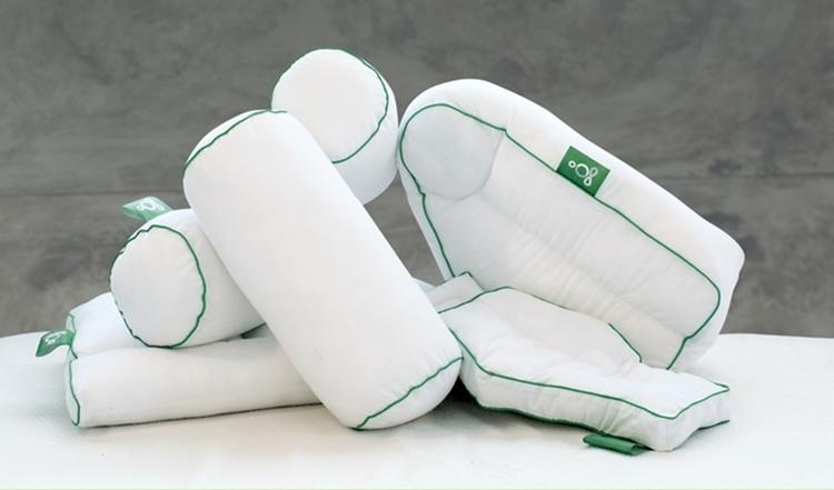 these sleep yoga pillows will optimize