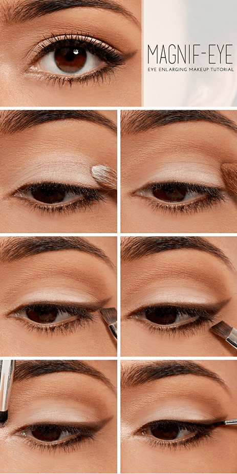 Eye Enlarging Tutorial