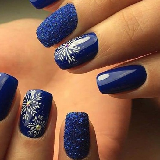 Festive Nails Art Ideas Trendstutor