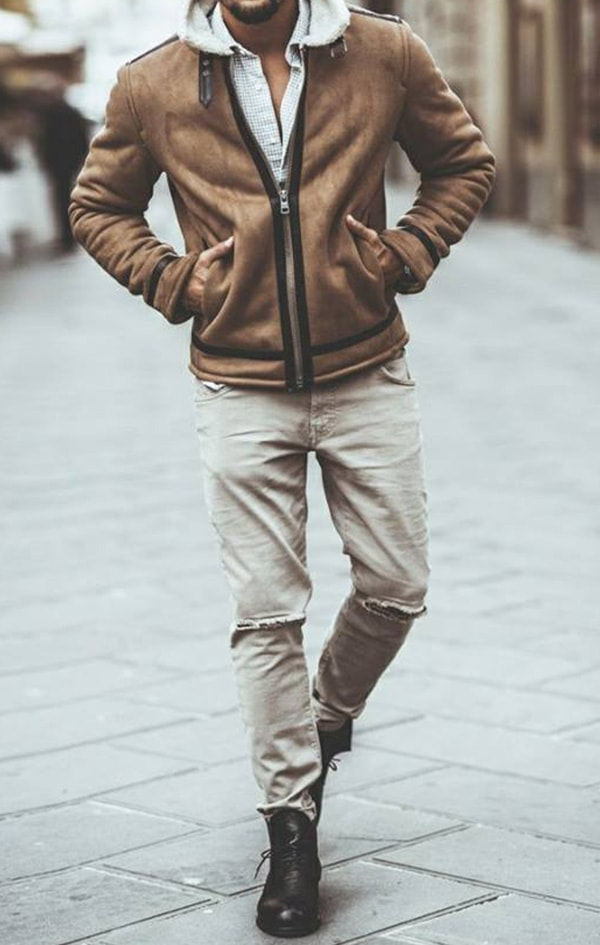 Winter Layered Fashion Ideas
