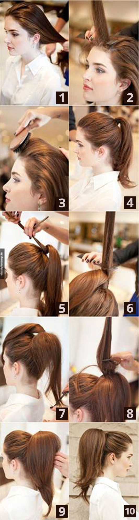 Hair Tutorials for Thin Hair