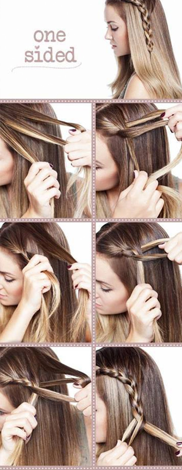 2 Super Easy Hair Tutorials For All Us Lazy Girls