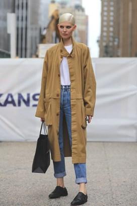 Street Style | Best New York Fashion Week Spring 201501