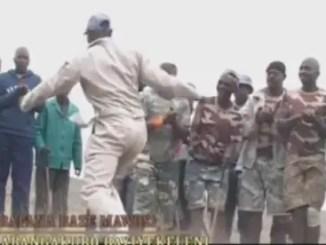VIDEO: Abafana Basemawosi - Abangakubo Bayiyekeleni mp4 download