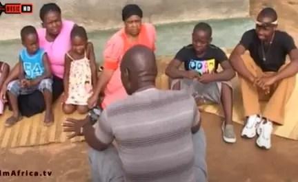 VIDEO: Abafana Basemawosi - Umdeni Wami mp4 download