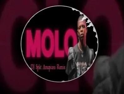 Aubrey Qwana - Molo (DJ Split Amapiano Remix) 2020 mp3 download