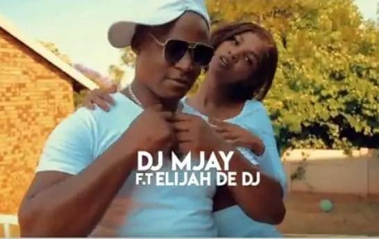 Dj Mjay - Jika Liyena Ft. Elijah De Dj