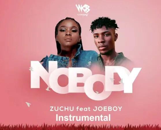 Zuchu Ft Joeboy Nobody Instrumental