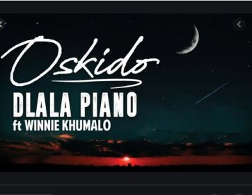 Oskido Ft. Winnie Khumalo – Dlala Piano Download Mp3