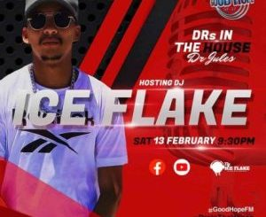 DJ Ice Flake – Drs In The House Goodhope FM Mix