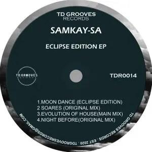 EP: SamKay-SA – Eclipse Edition