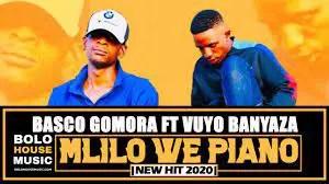 Basco Gomora ft Vuyo Banyaza - Mlilo we Piano