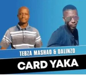 Tebza Mashao & Dalinzo – Card Yaka Download Mp3