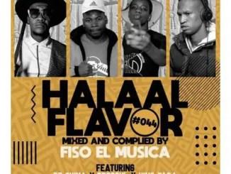 DJ King Tara, Fiso El Musica, Prosoul Da Deejay & Dj Shima – Halaal Flavour #044 Mix Download Mp3