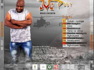 Mr Post – Madlokonya Download Mp3