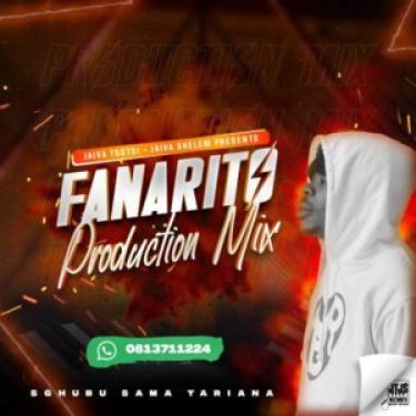 Fanarito – Jaiva Tsotsi Jaiva Skelem Vol. 15 (100% Production Mix)