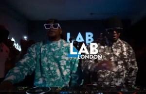Major League DJz – The Lab LDN Amapiano Mix