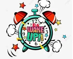 Deejay Zebra SA – Da Wake-Up