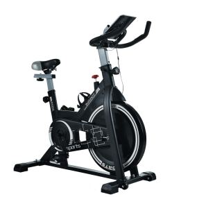 Fitkit FK717 spin bike is one of the best exercise cycles in India