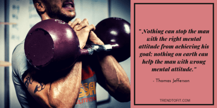 fitness motivation quotes by Thomas Jefferson