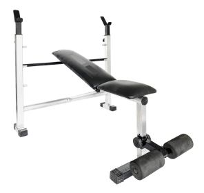 National Bodyline Weight Bench- a home gym machine for weight training