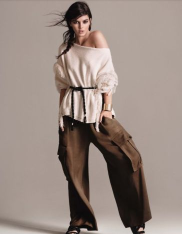 Kendall Jenner for Mango SS16