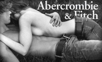 Abercrombie & Fitch heritage advertising, it's all about the sex