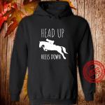 Cute Horse Riding For Equestrian Girls Horse Rider Shirt