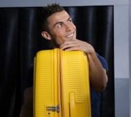 Cristiano Ronaldo American Tourister