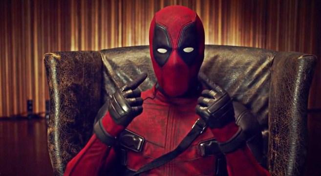 Deadpool 2 Trailer